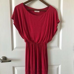 Lush Red Dress sz S
